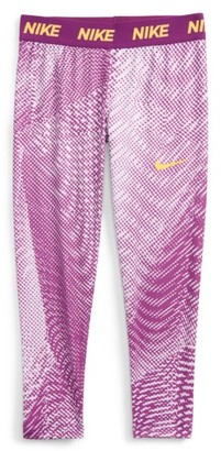 Girl's Nike Dri-Fit Leggings $30 thestylecure.com