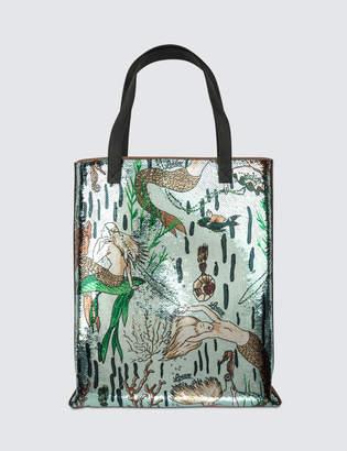 Loewe Vertical Tote Paula Mermaid Bag