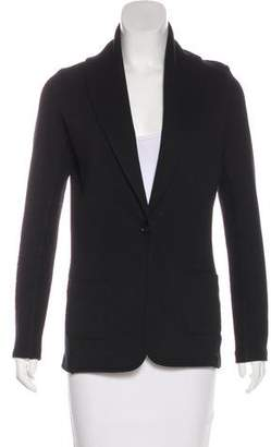 James Perse Lightweight Shawl Collar Blazer