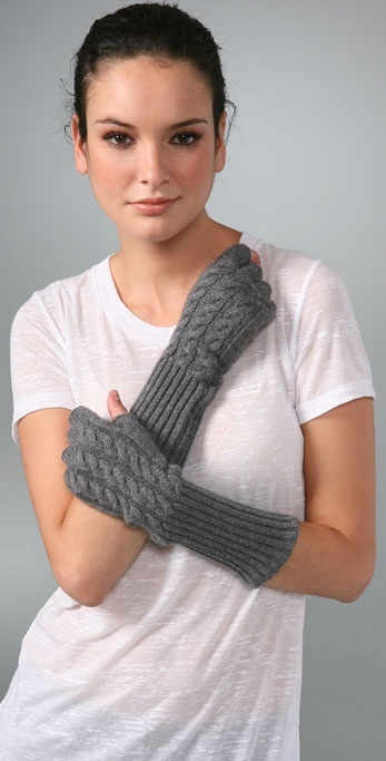 Vince Cable Fingerless Gloves