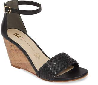 063b295e3b4b BC Footwear Fences Vegan Wedge Sandal