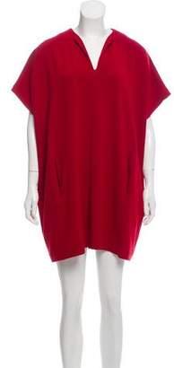 Diane von Furstenberg Short Sleeve Shift Dress