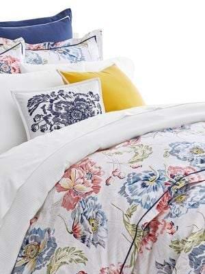 Lauren Ralph Lauren Isadora Floral Cotton Three-Piece Comforter Set