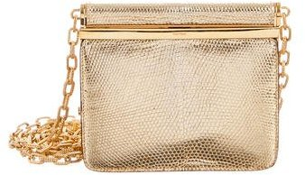 Tom Ford Embossed Leather Crossbody Bag