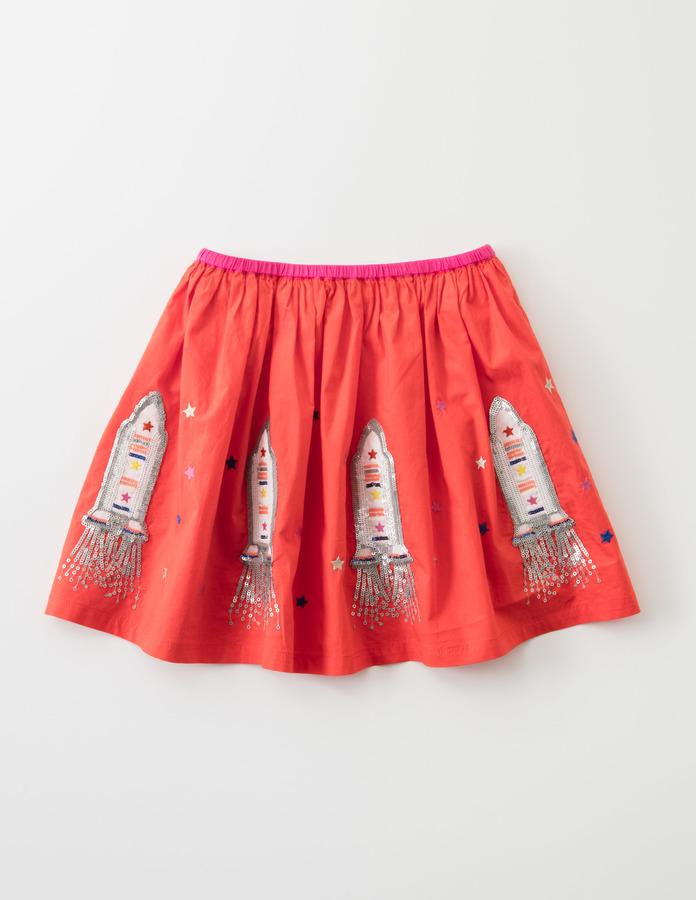 BodenSpace Rocket Skirt