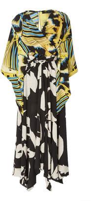 Lenny Niemeyer Silk Gomes Maxi Dress