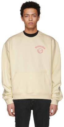 Wonders Off-White Baller Sweatshirt