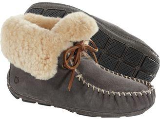 Acorn Sheepskin Moxie Boot - Women's $149.95 thestylecure.com
