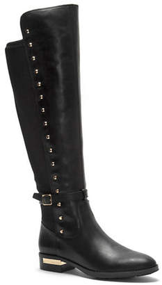 Vince Camuto Pretanna Leather Tall Boots