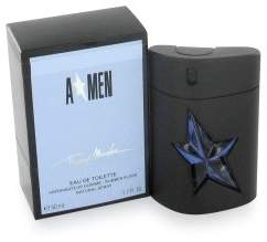Thierry Mugler Angel By Edt Spray Rubber Bottle 3.4 Oz