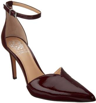 Vince Camuto Pointy Toe Ankle Strap Pumps - Maveena
