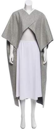 The Row Noden Wool Cape w/ Tags