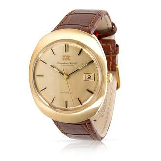 IWC Vintage Gold Yellow gold Watches