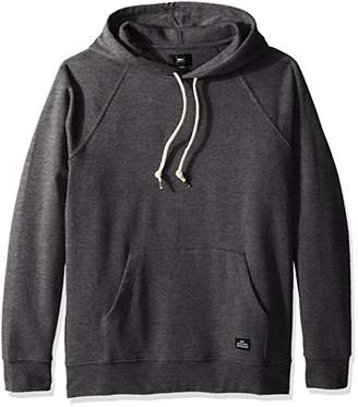 Obey Men's Lofty Crtre Cmfrt II Hooded Fleece