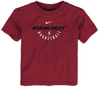 Nike Miami Heat Elite Practice T-Shirt, Little Boys (4-7)