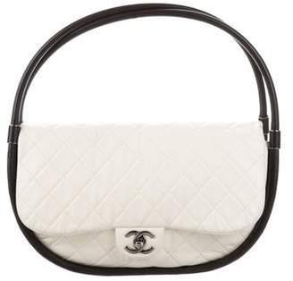 Chanel Small Hula Hoop Flap Bag