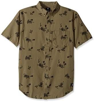 DC Men's Odanah Short Sleeve Top