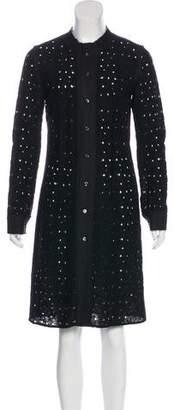 Bottega Veneta Knee-Length Wool Dress