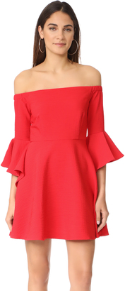 J.O.A. Off Shoulder Dress $95 thestylecure.com