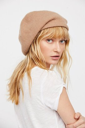 Free People Bisous Slouchy Beret