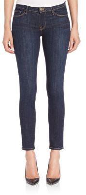 FRAME Le Skinny de Jeanne Jeans $199 thestylecure.com