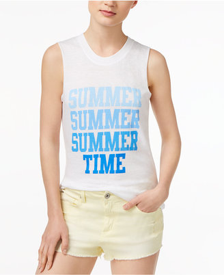 Sub_Urban Riot Summer Time Graphic Tank Top $34 thestylecure.com