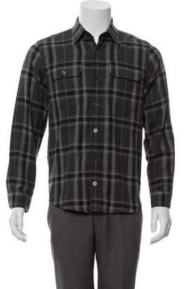 ea3423e2fca7 Ralph Lauren Men Long Sleeve Shirt With Pocket - ShopStyle
