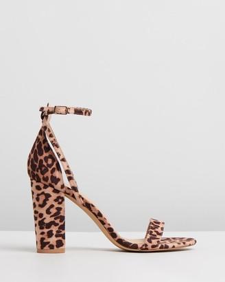 Spurr Eleni Block Heels