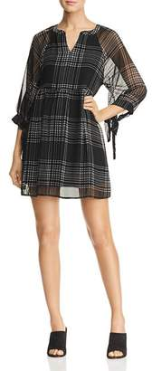 Vero Moda Anja Plaid Dress
