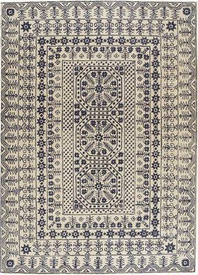 Birch Lane Hearst Tufted Wool Area Rug