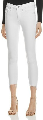 rag & bone/JEAN Capri Jeans in White Hampton - 100% Exclusive $195 thestylecure.com