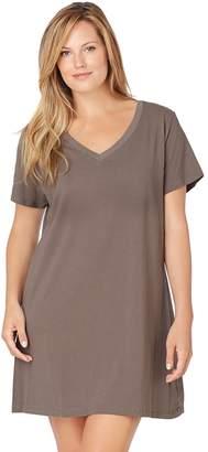 Jockey Plus Size Pajamas: Modern Cotton Sleep Shirt