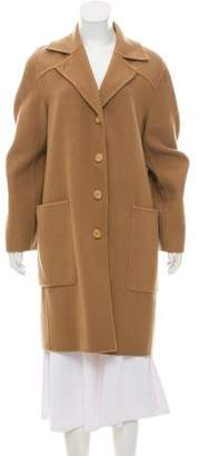 Salvatore Ferragamo Virgin Wool Coat
