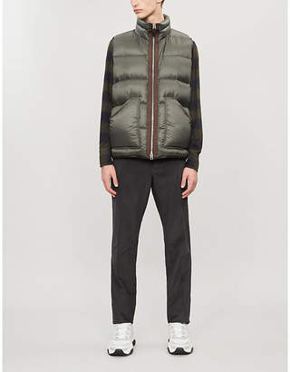 Tom Ford Padded shell-down gilet