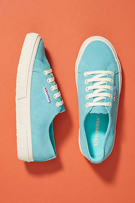 Superga Bright Suede Sneakers