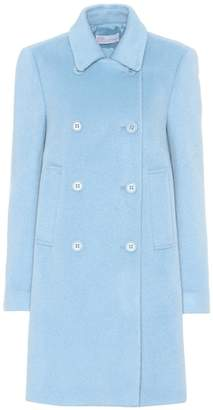 RED Valentino Mohair and wool-blend coat