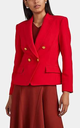 A.L.C. Women's Hendrick Ponte Double-Breasted Blazer - Red