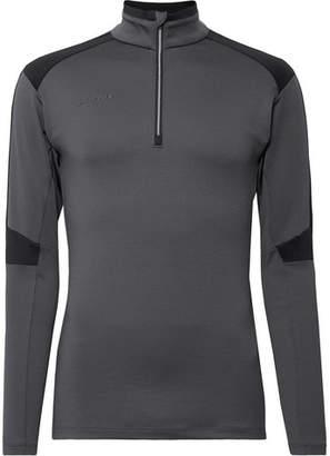 Phenix Dolomiti Stretch-Jersey Half-Zip Base Layer