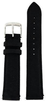 Michele 18mm Grosgrain Watch Strap