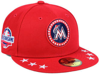 New Era Miami Marlins All Star Workout 59FIFTY Fitted Cap
