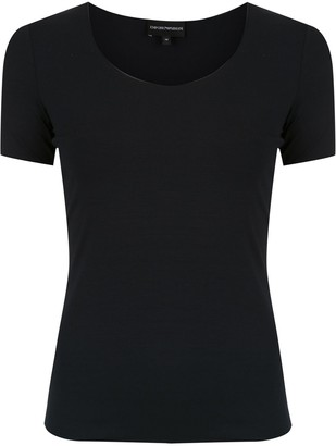 Emporio Armani slim fit T-shirt