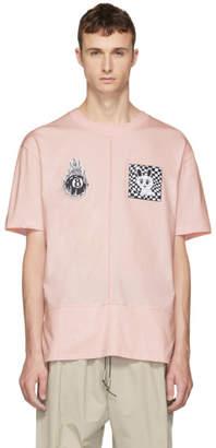 McQ Pink Rev Upcycled T-Shirt