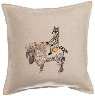 Coral & Tusk Sentinel 16x16 Pillow - Linen