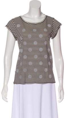 Marc by Marc Jacobs Striped Jersey Top
