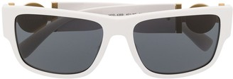 Versace Eyewear tinted square sunglasses