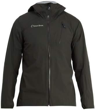 TETON BROS Feather Rain hooded jacket