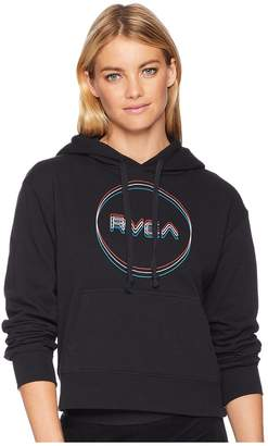 RVCA Tri Motors Hoodie Women's Fleece