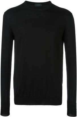 Zanone crew neck sweater