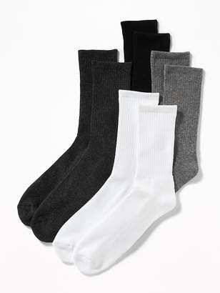 Old Navy Crew-Socks 4-Pack for Men