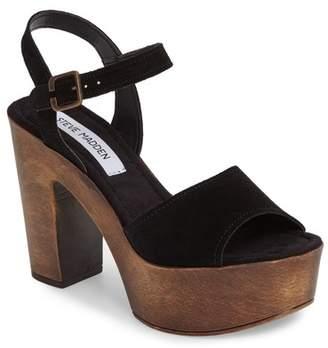 Steve Madden Lulla Platform Sandal (Women)